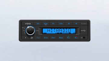 Radio/USB/MP3/WMA/ Bluetooth 12V Modré
