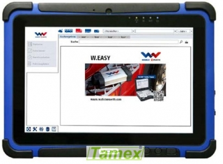 WorkshopTab - Wabco Würth